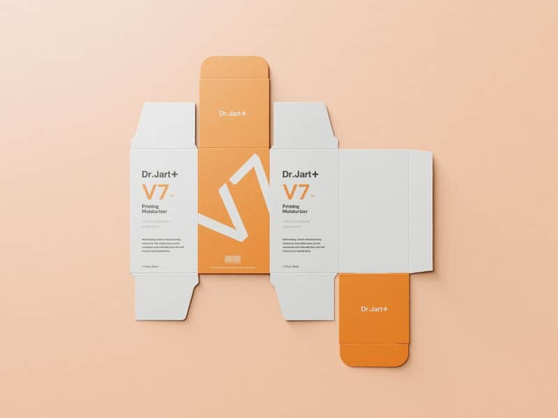 Dr Jart Packaging